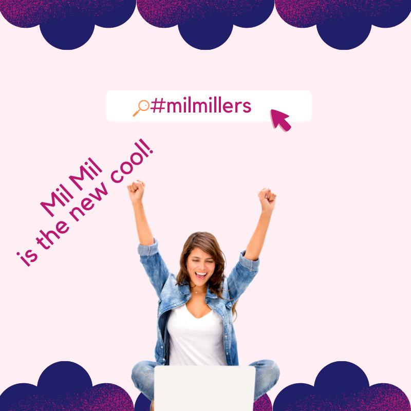La nuova Community #Milmillers